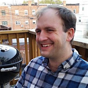 Ben Y. Faroe Author Pic